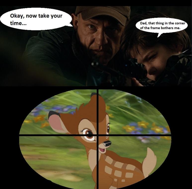 AvP Deer